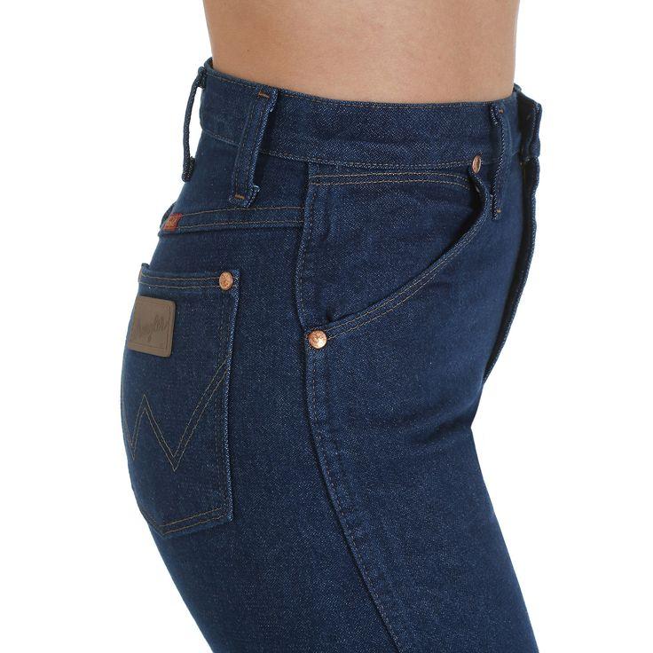 Prewashed Wrangler® Cowboy Cut® Slim Fit Jean