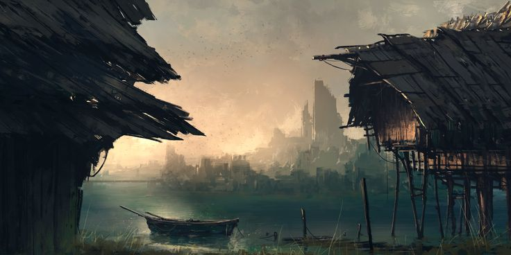 Samenkorn Concept by Florian Herold | Fantasy | 2D | CGSociety