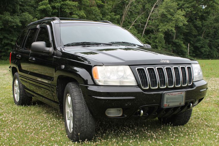 Car brand auctioned:Jeep Grand Cherokee LIMITED 2001 Car ...