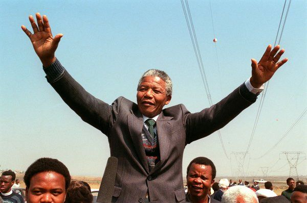 There are two speeches delivered by the late Nelson Mandela that changed the course of history and cemented his legacy as one of the most revered leaders of our time.