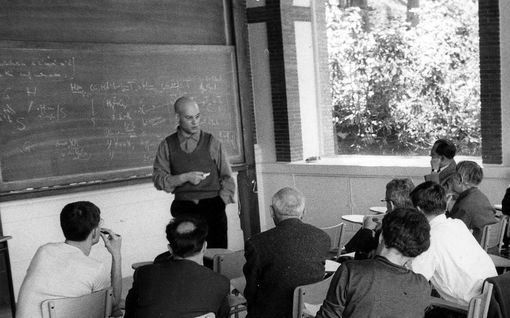 Alexandre Grothendieck un mathématicien qui prit la tangente