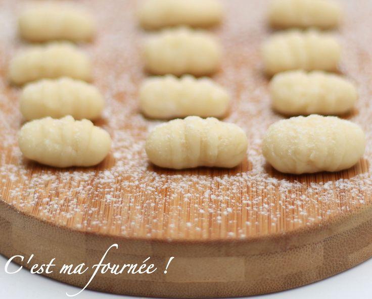 C'est ma fournée !: Les gnocchis de pomme de terre (la recette zéro galère !)