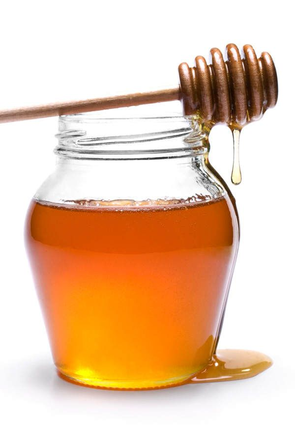 Honig Haare Aufhellen