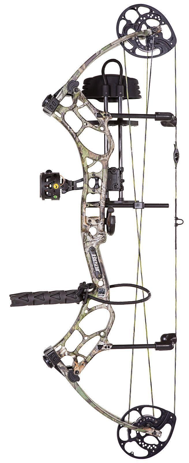 Bear Archery Threat Compound Bow Package 330 Fps 50 60 Lb Draw