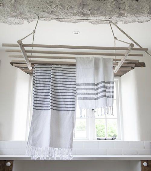 Wooden Ceiling Dryer