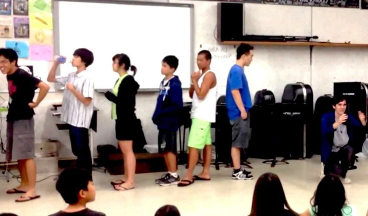 Telephone Charades – Group games, team games, ice breakers