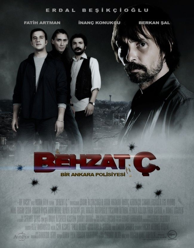 Behzat Ç 1.Sezon Tüm Bölümleri 720p