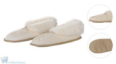 Sleepy Feet Sheepskin Slippers - Canterbury | Shop New Zealand
