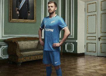 FC Zenit Saint Petersburg 2015/16 Nike Home and Away Kits
