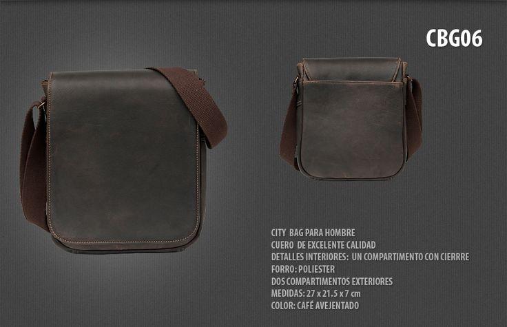 Bolso citybag CBG06