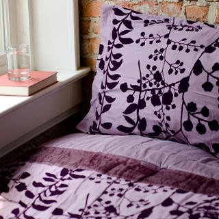 Amazon Com Twilight Bedding Set Purple Bella Swan Movie