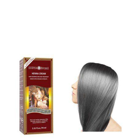 Free Shipping. Buy Henna Silver Fox Cream Surya Nature, Inc 2.31 oz Cream at Walmart.com