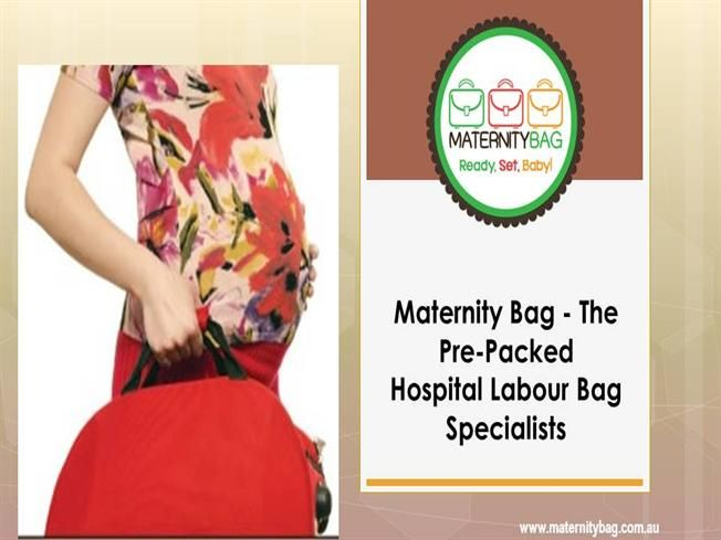 Maternity Bag - The Pre-Packed #Hospital #Labour #Bag Specialists
