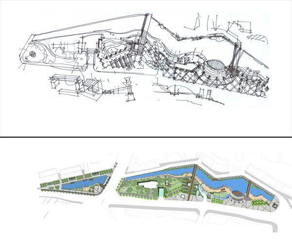 Zhangjiagang Town River Reconstruction