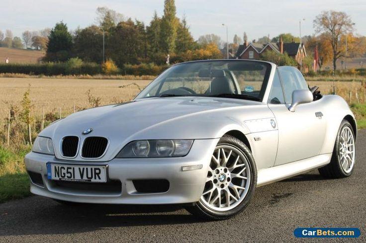 2001 BMW Z3 1.9 CONVERTIBLE #bmw #z3 #forsale #unitedkingdom