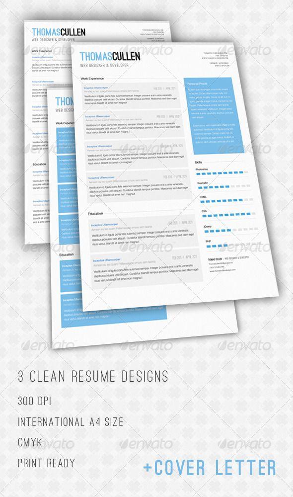 37 best resume portfolio design images on pinterest portfolio