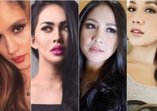 Enam Selebriti Cantik Indonesia yang Miliki Rambut Indah