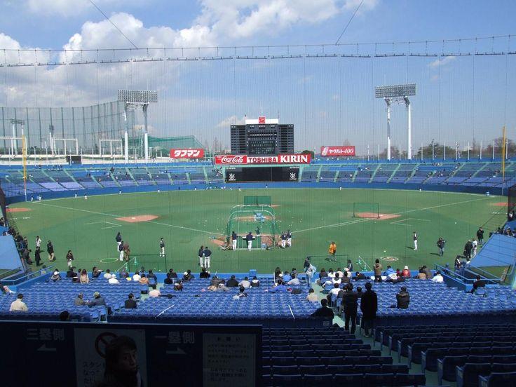 Jingu Stadium (Tokyo Yakult Swallows)
