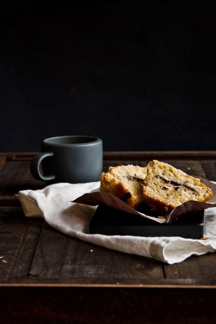 Torte di caffè con streusel Almond | sentore di vaniglia