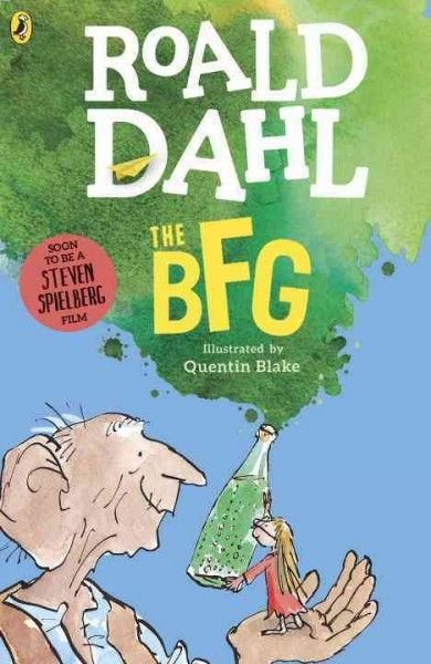 The BFG by Roald Dahl adapted into The BFG released July 1, 2016.