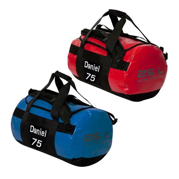 Personalisierbare Sporttasche 25 Liter
