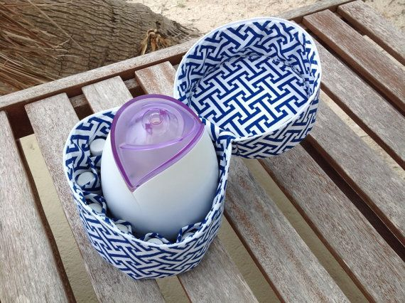 Young Living Essential Oil Diffuser Case for by BaggageandCO #BeyondOily