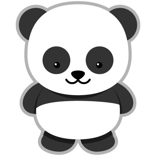 Ain\'t no party like a panda bear party because a panda bear party is ...