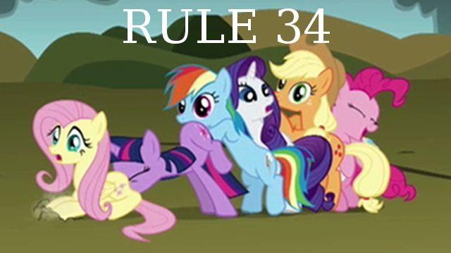 mlp rule34