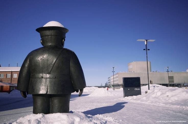 Oulu - Toripoliisi  [Juha Kalaoja]