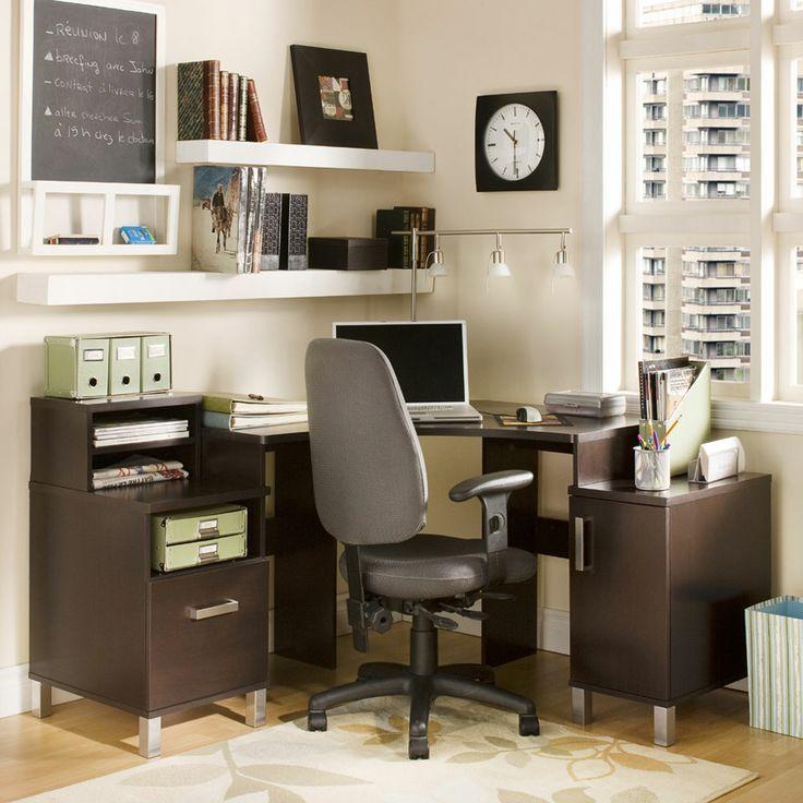 55 Best Corner Desk Images On Pinterest Desks Home