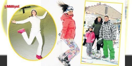 Kışa merhaba dediler : Türkiyede ilk kez özel ışıklandırma sistemiyle gece kayağını başlatan otelin davetlileri kızak rafting buz tırmanışı ve tubing gibi aktivitelerde yer alarak eğlenceli dakikalar geçirdi. Pınar Altuğ kızı Su ve eşi Yağmur Atacan Merve Oflaz ve Ayşe Tolga da hafta sonunu bol bol kayak ve snowboar...  http://www.haberdex.com/magazin/Kisa-merhaba-dediler/123633?kaynak=feed #Magazin   #Altuğ #kızı #eşi #Pınar #geçirdi