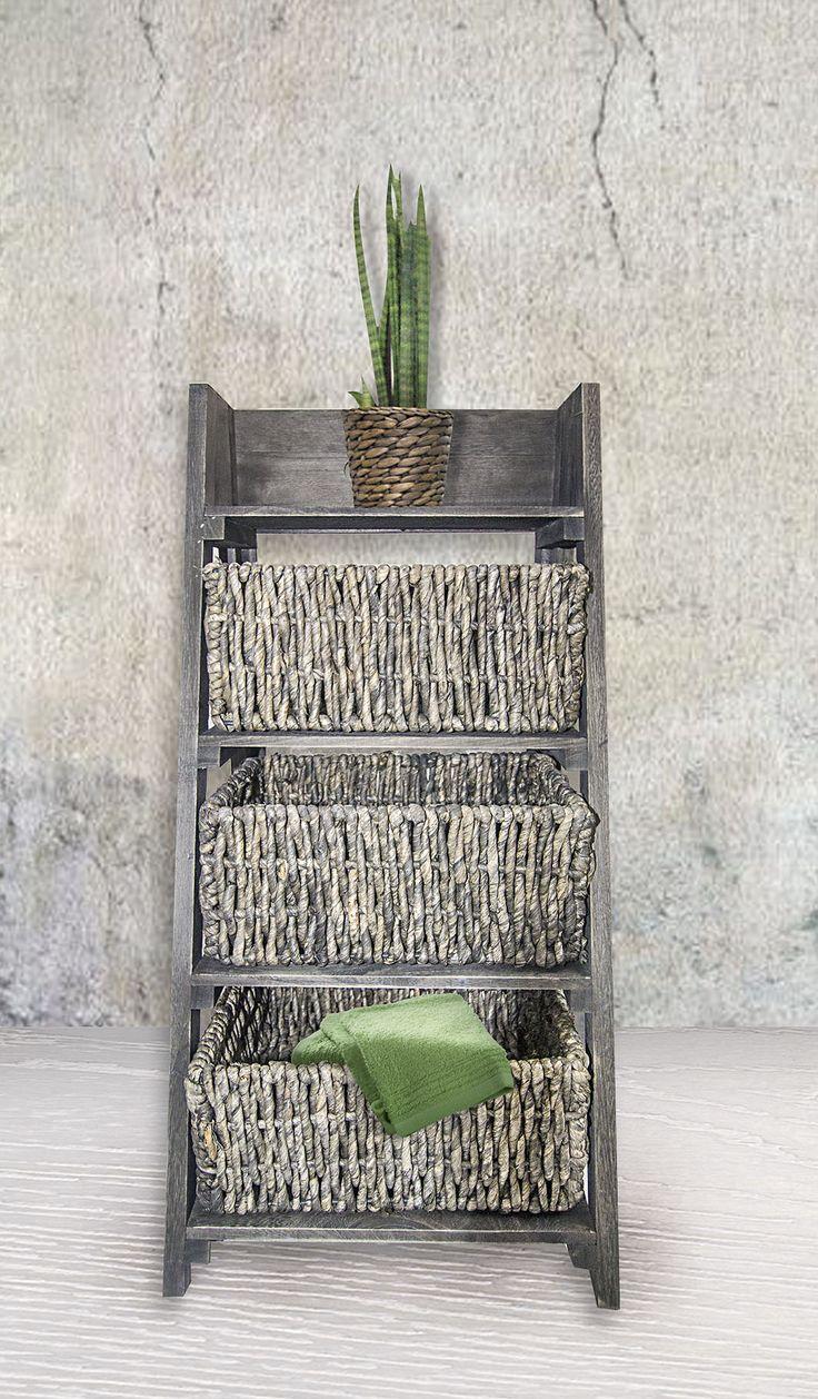 17 migliori idee su cestini da bagno su pinterest arredo for Mobiletto bagno vimini