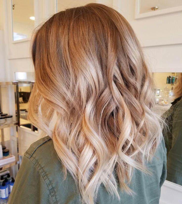 Dusty Pearl Balayage by @kolorbykelly  #balayage #blonde #pearl