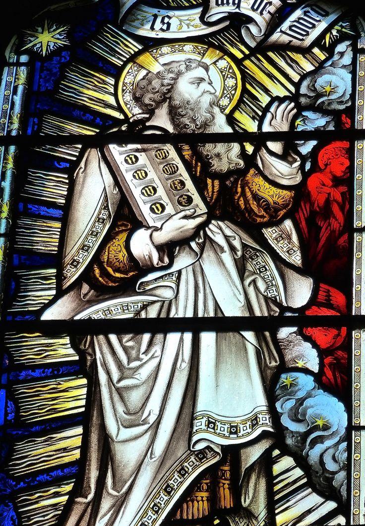 https://flic.kr/p/VwZ6we | Arundel - St Nicholas Church - Stained Glass | St Nicholas, Arundel, Sussex  Transfiguration Window.