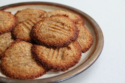 Gluten Free Coconut Almond Cookies! Made these tonight and they were a HUGE hit with the kids and the hubby. Yum!