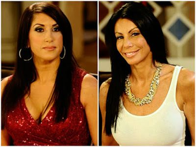 Jacqueline Laurita Ignites A Twitter Feud With Danielle Staub!