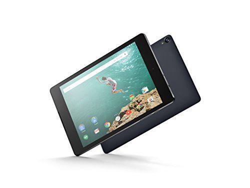 HTC Nexus 9 LTE ( Android 5.0 / 8.9inch IPS LCD / NVIDIA Tegra K1 / 32G / LTE対応 / nano SIM スロット / インディゴ ブラック ) 99HZH009-00