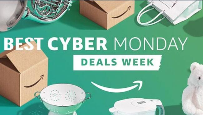 Top 10 Amazon Cyber Monday Deals To Get Before the End