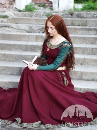 "Fantasie Mittelalter Kleid ""Sansa"""
