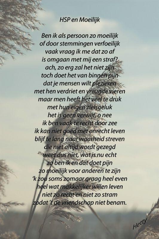 HSP en Moeilijk  #hsp #moeilijk http://thuisinmijnlichaam.nl/