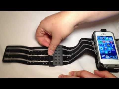 Lifeproof Armband For iPhone 5 Review http://amzn.to/V3Loze http://thechrisvossshow.com/lifeproof-armband-for-iphone-5-review/