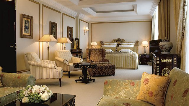THE RITZ-CARLTON, MOSCOW  Presidential Suite