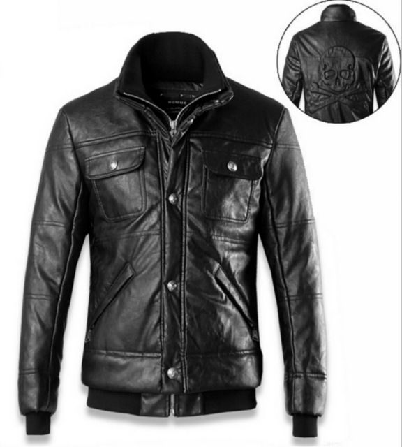 Leather jacket men brand-clothing winter erkek deri ceket jaqueta de couro motorcycle manteau homme avirex parka napapijri PP3 US $91.80 /piece  CLICK LINK TO BUY THE PRODUCT  http://goo.gl/oYWEYs
