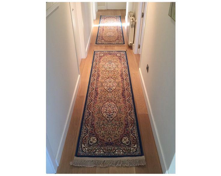 M s de 25 ideas incre bles sobre alfombra de pasillo en - Alfombras clasicas de lana ...