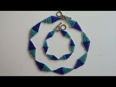 Easy bracelet making for beginners . How to make a beaded bracelet (& giveaway) - YouTube