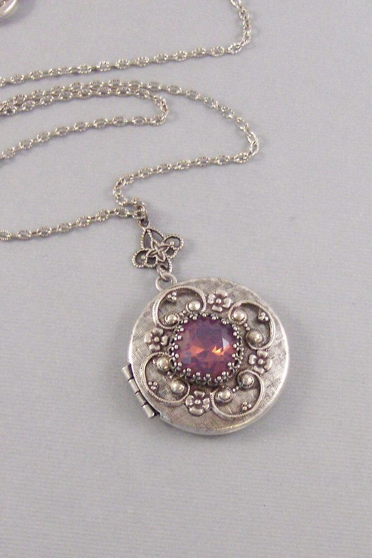 silver il box stash prayer listing fullxfull sterling amethyst necklace zoom lockets snuff