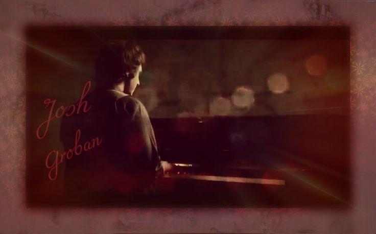 Josh at the piano <3
