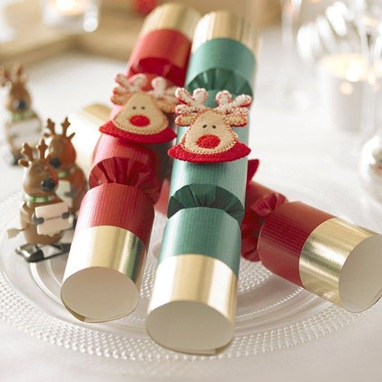 Fabulous 1000 Images About Party Crackers On Pinterest Product Ideas Easy Diy Christmas Decorations Tissureus