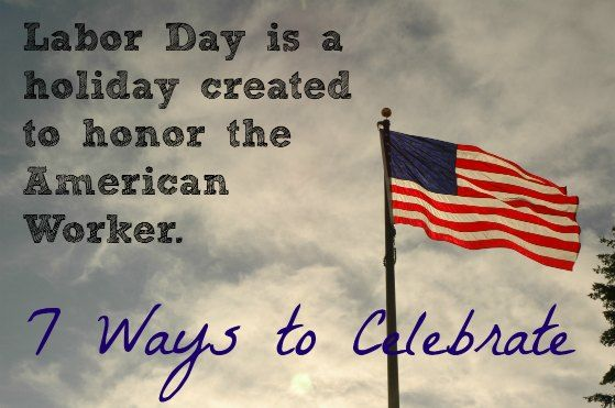 56 best LABOR DAY/VETERAN'S DAY images on Pinterest ...