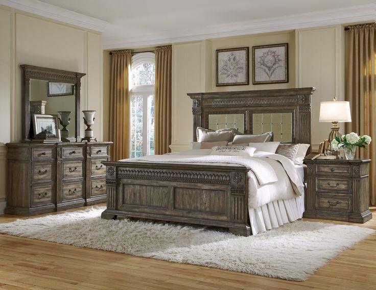 Arabella Bedroom Furniture From Accentrics Home By Pulaski Furniture